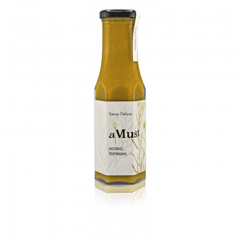 Honig Thymian Sauce