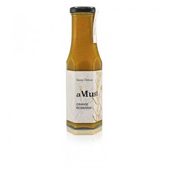 Orange Rosmarin Sauce
