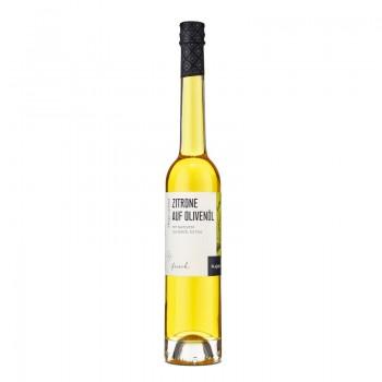 Zitrone auf Olivenöl 100ml