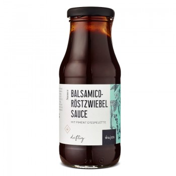 Balsamico Roestzwiebel Sauce