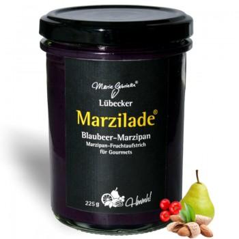 Blaubeer-Marzilade