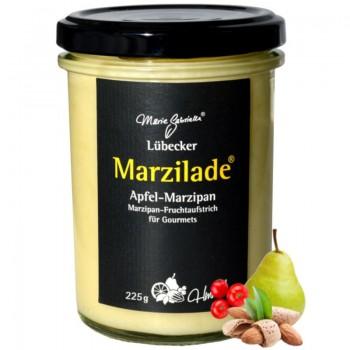 Apfel-Marzilade 225g