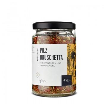 Pilz Bruschetta