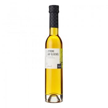 Zitrone auf Olivenöl 250ml