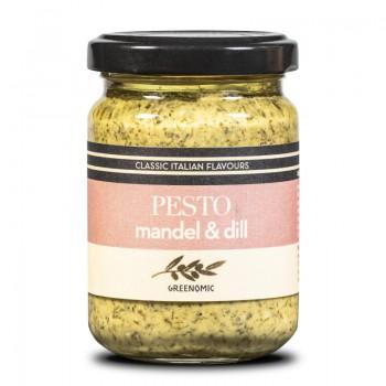 Pesto Mandel & Dill
