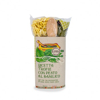 Pasta Kit Trofie al Pesto