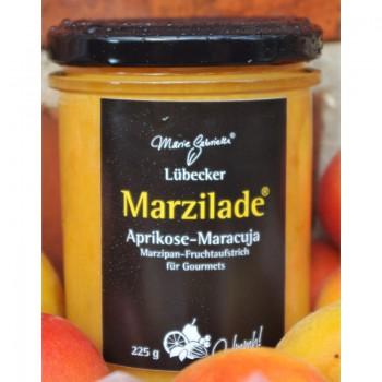 Aprikose Maracuja Marzilade