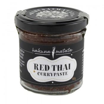 Red Thai Currypaste, scharf