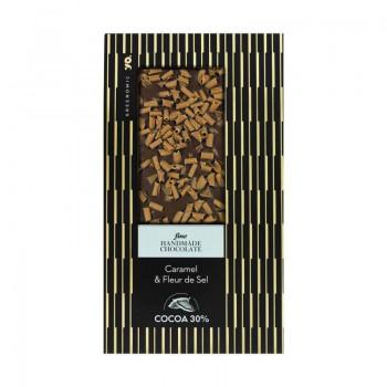 Fine Chocolate Caramel & Fleur de Sel