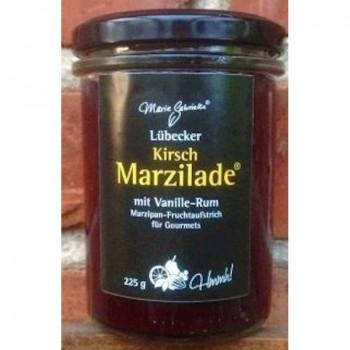 Kirsch Vanille-Rum Marzilade